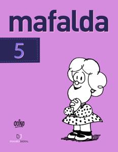 Mafalda 05 (Español) Book Cover