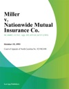 Miller V Nationwide Mutual Insurance Co
