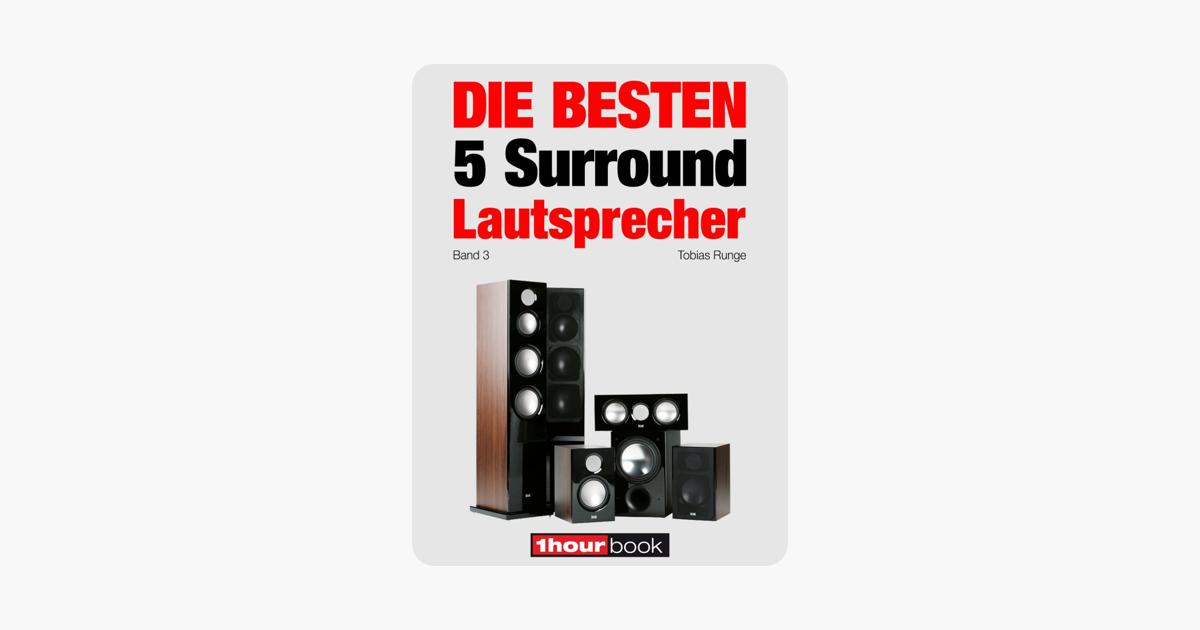Die besten 5 Stand-Lautsprecher (Band 4): 1hourbook (German Edition)