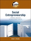 Social Entrepreneurship A Modern Approach To Social Value Creation