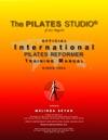 Pilates Reformer Training Manual Official International Training Manual