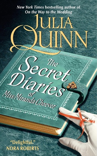 Julia Quinn - The Secret Diaries of Miss Miranda Cheever