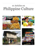 Angeline - 10 Articles on  Philippine Culture artwork
