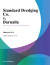 Standard Dredging Co V Barnalla
