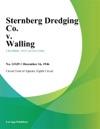 Sternberg Dredging Co V Walling