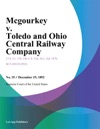 Mcgourkey V Toledo And Ohio Central Railway Company