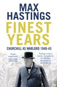 Finest Years Book Cover