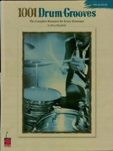 1001 Drum Grooves (Music Instruction) da Steve Mansfield