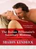The Italian Billionaire's Secretary Mistress