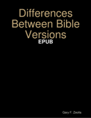 Differences Between Bible Versions