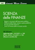 Elementi Maior di Scienza delle Finanze