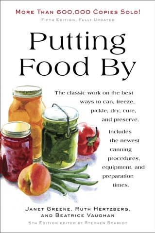 Putting Food By PDF Download