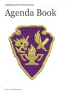 LCHS Agenda Book 2010-11