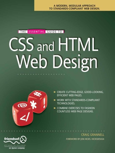 The Essential Guide to CSS and HTML Web Design