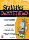 Statistics DeMYSTiFieD 2nd Edition