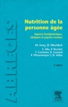 Nutrition De La Personne Ge