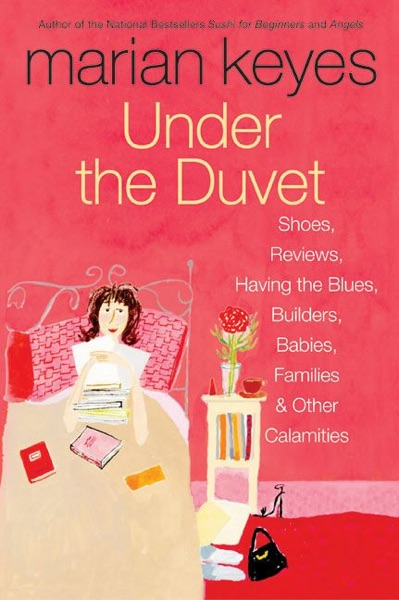 Under the Duvet - Marian Keyes book cover