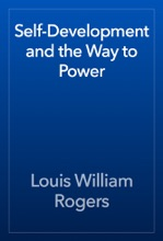 Self-Development And The Way To Power