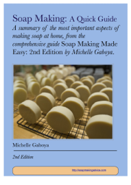 Soap Making: A Quick Guide book
