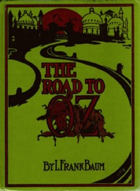 The Road To Oz Illustrated