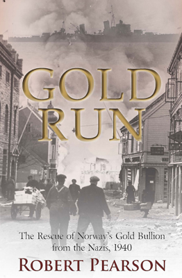 Gold Run - Robert Pearson book