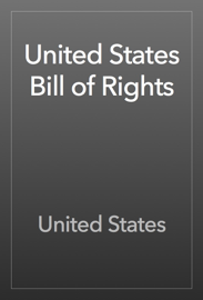 United States Bill of Rights book