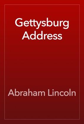Gettysburg Address image