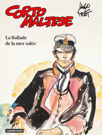 Corto Maltese - Tome 1 - La ballade de la mer salée