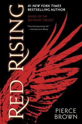 Red Rising - Pierce Brown book