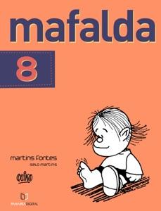 Mafalda 08 (Português) Book Cover