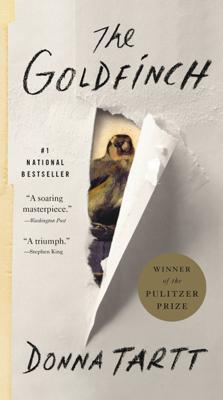 Donna Tartt - The Goldfinch book