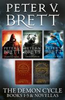Peter V. Brett - The Demon Cycle Books 1-3 and Novellas artwork