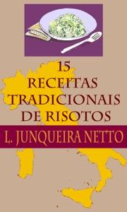 15 Receitas de Risotos Tradicionais Book Cover