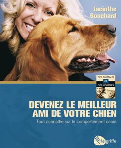 Devenez le meilleur ami de votre chien La couverture du livre martien