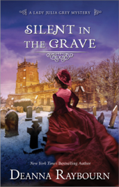 Silent in the Grave book