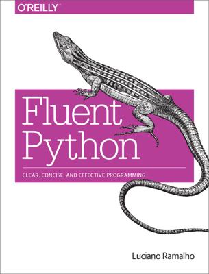 Fluent Python - Luciano Ramalho book