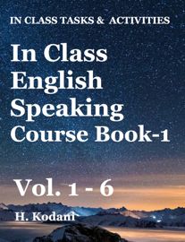 In Class English Speaking Course Book-1 in 18 Lessons