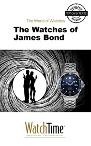 The Watches of James Bond da WatchTime.com