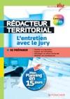 Visa - Rdacteur Territorial - Lentretien Avec Le Jury - Mon Planning En 15 Jours
