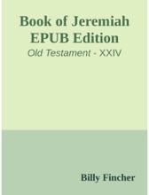 Book Of Jeremiah EPUB Edition