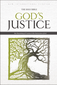 NIV, God's Justice: The Holy Bible