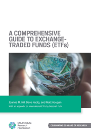 A Comprehensive Guide to Exchange-Traded Funds (ETFs) book