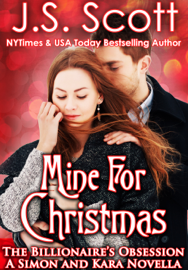 Mine For Christmas book