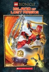 Island Of Lost Masks LEGO Bionicle Chapter Book 1