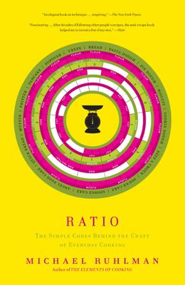 Ratio - Michael Ruhlman book