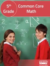 5th Grade Common Core Math