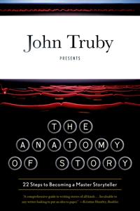 The Anatomy of Story La couverture du livre martien
