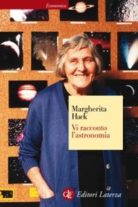 Vi racconto l'astronomia Book Cover