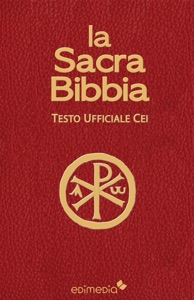 La Sacra Bibbia Book Cover