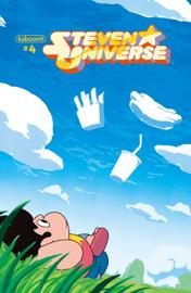 Steven Universe #4 book